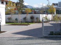 Referenz Aussenanlagen Gestaltung München