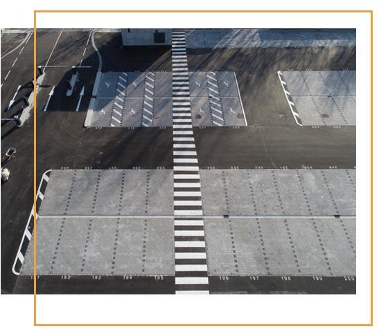 Strassenmarkierungen-Unterfoehring